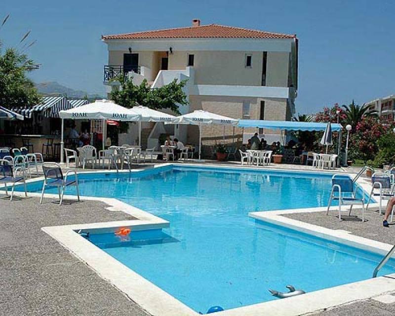 Hotel Paradise - Samos stad - Samos